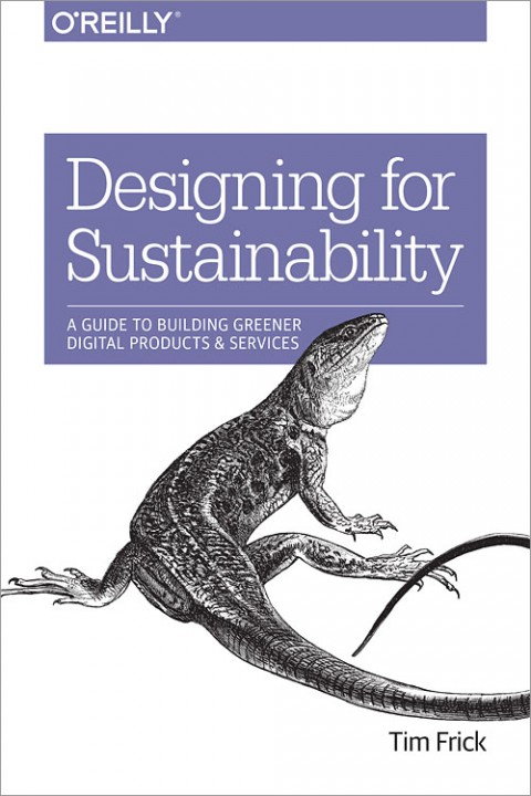Tim Frick's 'Design for Sustainability'